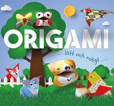 bokomslag Origami : lätt och roligt