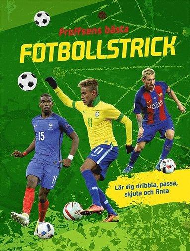 bokomslag Proffsens bästa fotbollstrick