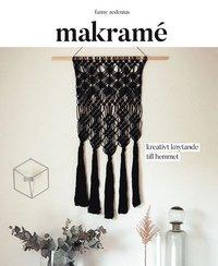 bokomslag Makramé : kreativt knytande till hemmet