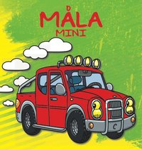 bokomslag Måla mini: fordon