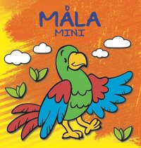 bokomslag Måla mini: djur