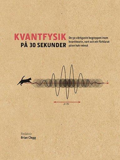 bokomslag Kvantfysik på 30 sekunder : de 50 viktigaste begreppen inom kvantteorin, vart och ett förklarat på en halv minut