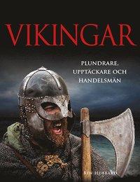 bokomslag Vikingar : plundrare, upptäckare och handelsmän