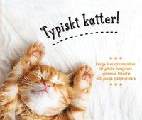 bokomslag Typiskt katter!