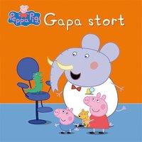 bokomslag Gapa stort