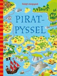 bokomslag Roligt minipyssel: Piratpyssel