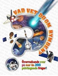 bokomslag Vad vet du om rymden?