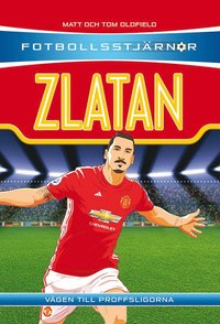 bokomslag Zlatan : vägen till proffsligorna