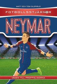 bokomslag Neymar : vägen till proffsligorna