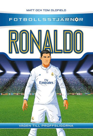 bokomslag Ronaldo : vägen till proffsligorna