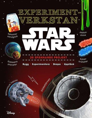 bokomslag Experimentverkstan Star Wars : 20 spännande projekt