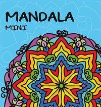 bokomslag Mandala mini: ljusblå