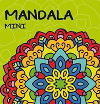 bokomslag Mandala mini: limegrön