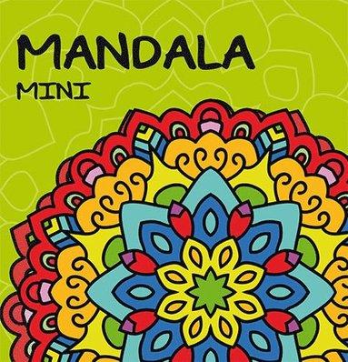 bokomslag Mandala mini (limegrön)