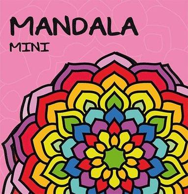 bokomslag Mandala mini (rosa)