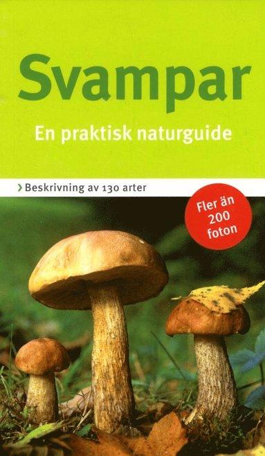 bokomslag Svampar : en praktisk naturguide