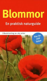 bokomslag Blommor : En praktisk naturguide