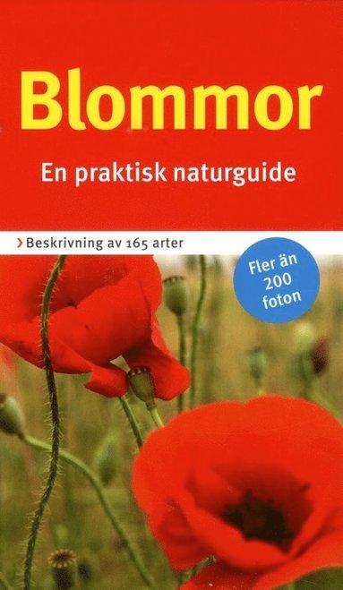 bokomslag Naturguide: Blommor