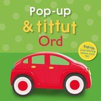 bokomslag Pop-up & tittut : ord