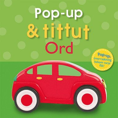 bokomslag Pop-up & tittut : ord