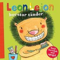 bokomslag Leon Lejon borstar tänder
