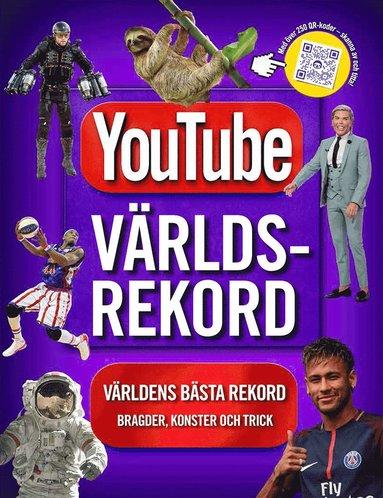 bokomslag YouTube världsrekord