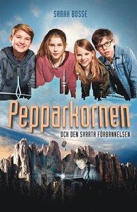 bokomslag Pepparkornen och den svarta förbannelsen