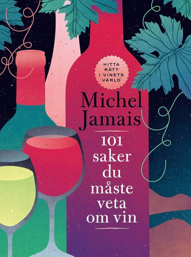 bokomslag 101 saker du måste veta om vin