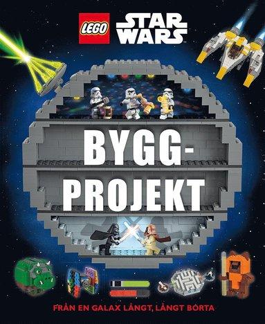 bokomslag LEGO Star Wars: Byggprojekt