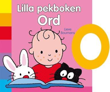 bokomslag Lilla pekboken: ord