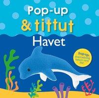 bokomslag Pop-up & tittut: Havet
