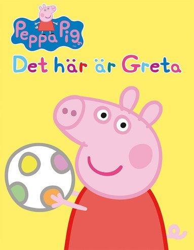 bokomslag Det här är Greta