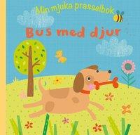 bokomslag Min mjuka prasselbok : bus med djur