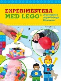bokomslag Experimentera med LEGO