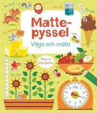 bokomslag Mattepyssel: väga och mäta