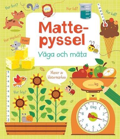 bokomslag Mattepyssel : väga och mäta