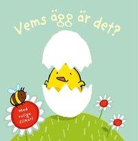 bokomslag Vems ägg är det?