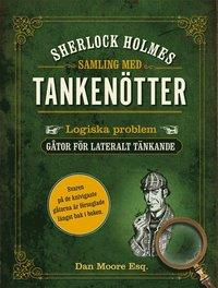 bokomslag Sherlock Holmes samling med tankenötter