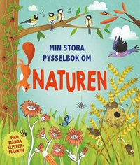 bokomslag Min stora pysselbok om naturen