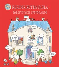 bokomslag Rektor Ruths skola för hyfs och uppförande