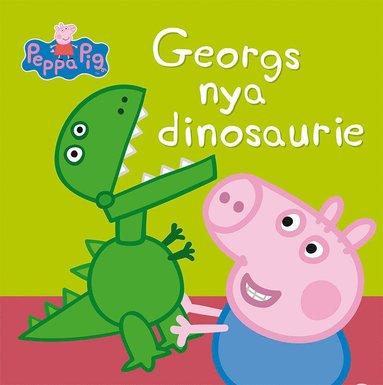 bokomslag Georgs nya dinosaurie