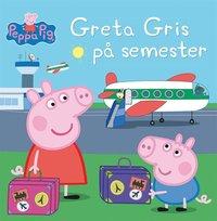 bokomslag Greta Gris på semester