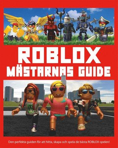 bokomslag Roblox: Mästarnas guide