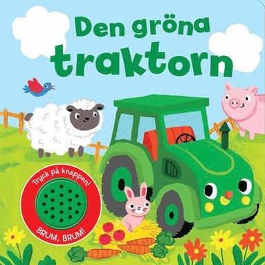 bokomslag Den gröna traktorn