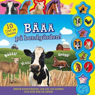 bokomslag Bäää på bondgården!