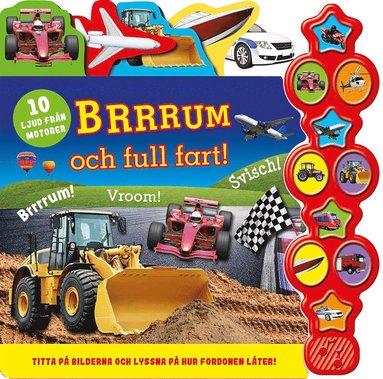 bokomslag Brrrum och full fart!