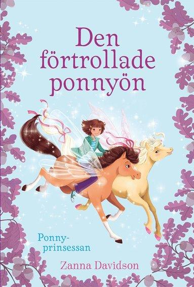 bokomslag Ponnyprinsessan