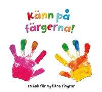 bokomslag Känn på färgerna!