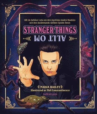 bokomslag Allt om Stranger Things