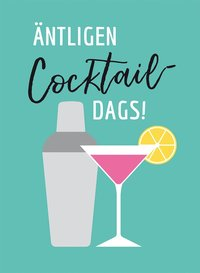 bokomslag Äntligen cocktaildags!